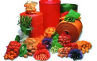 Как выбрать сетку для овощей