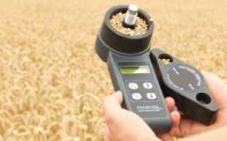 «СовЛаТ» — портативные влагомеры зерна и продуктов