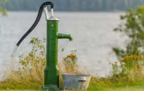 Самодельный насос для воды своими руками